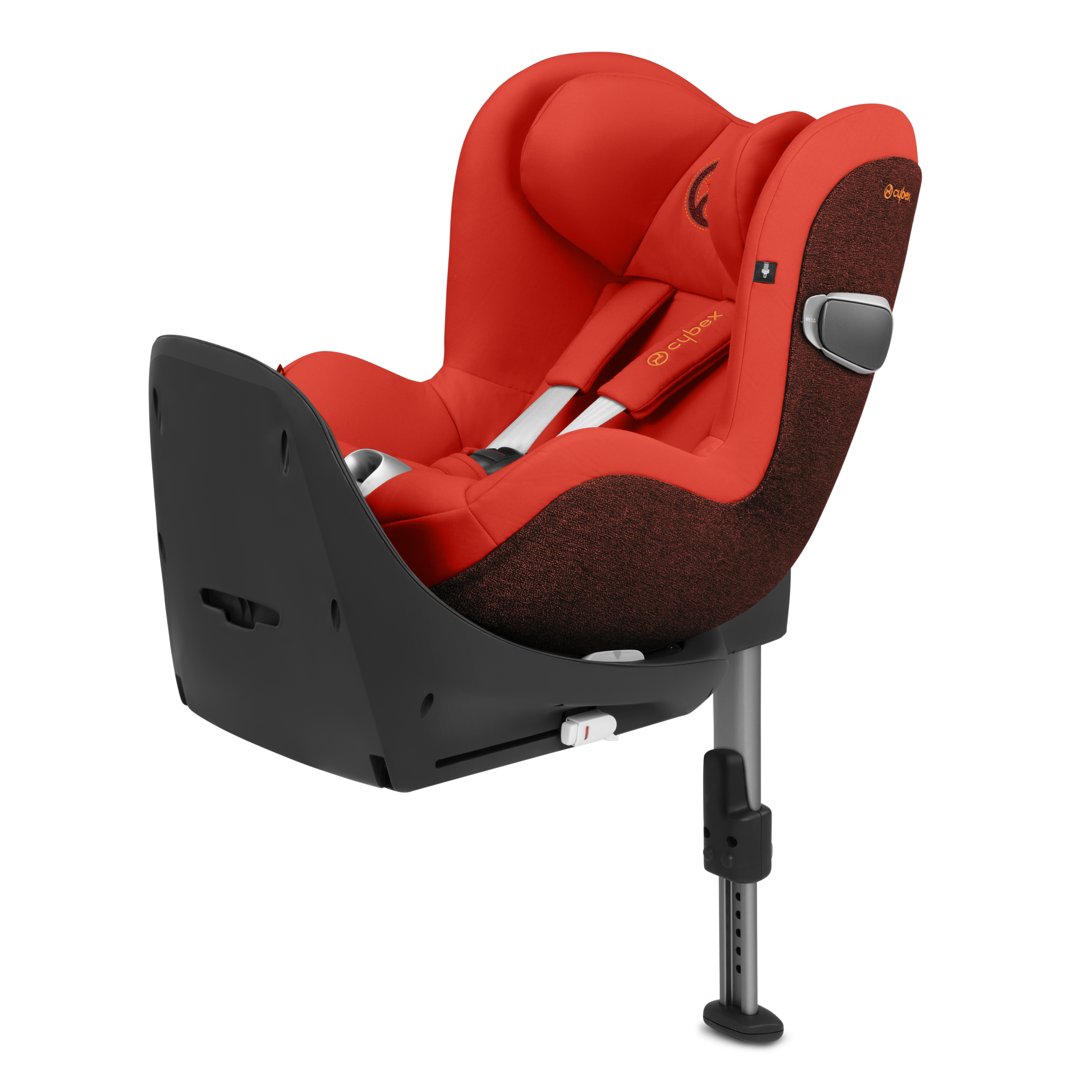 sirona z i size a flexible car seat for 0 4 year olds. Black Bedroom Furniture Sets. Home Design Ideas