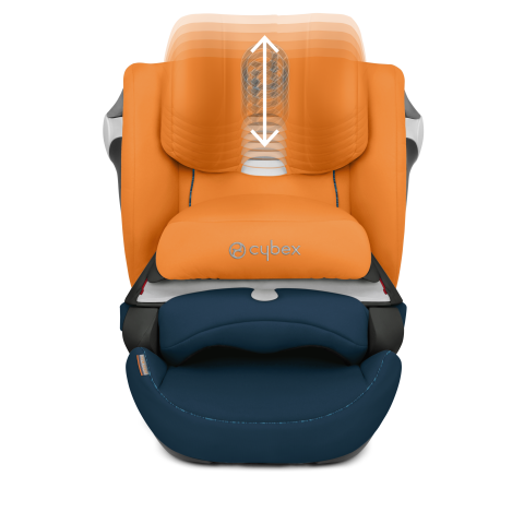 Height-Adjustable Headrest