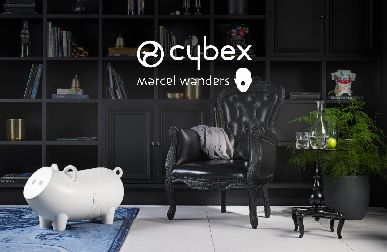 CYBEX by Marcel Wanders – Stylish Kid\'s Furniture for Modern Parents
